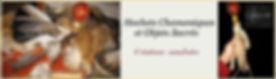 site web hochets chamaniques et objets sacrés