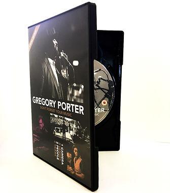 Gregory Porter DVD