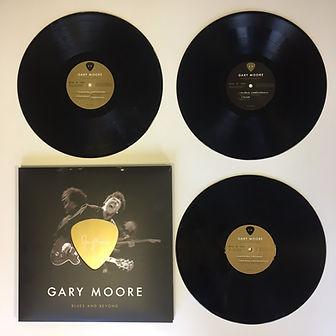 Gary Moore vinyl