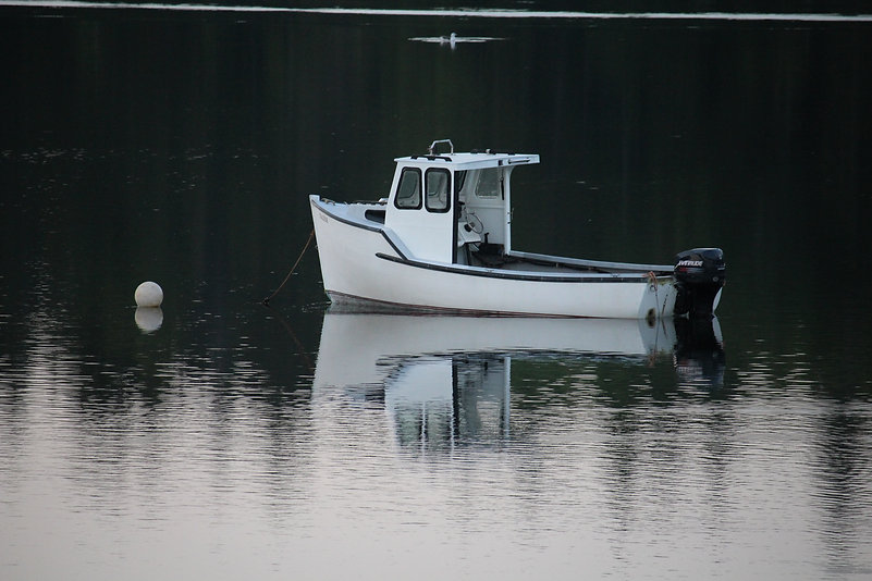 white fishing board novia scotia.JPG