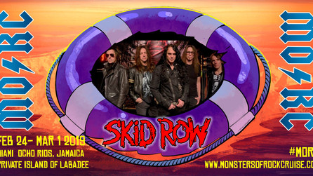Monsters Of Rock Cruise Announcement