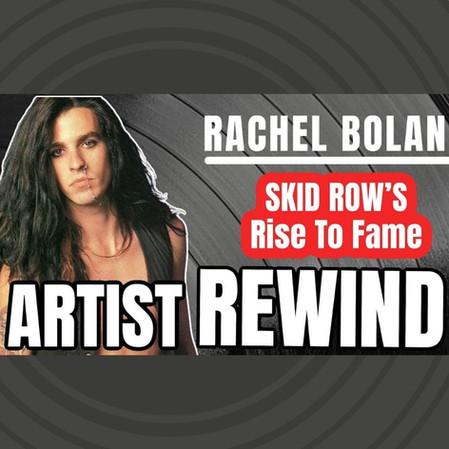 ARTIST REWIND with Rachel on Adika Live!