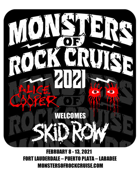MONSTERS OF ROCK CRUISE 2021
