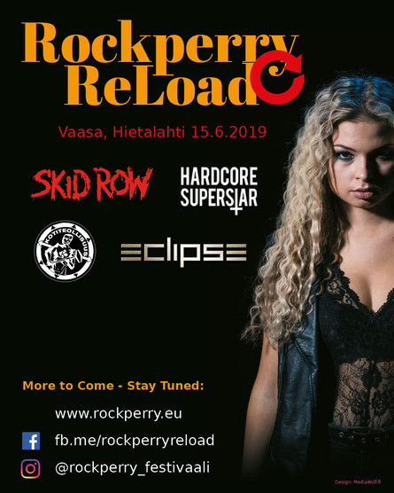 Rockperry ReLoad Announcement