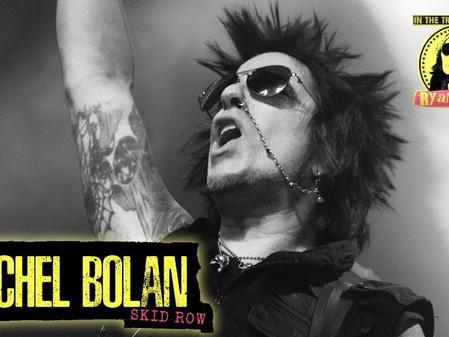 NEW INTERVIEW W/ RACHEL BOLAN