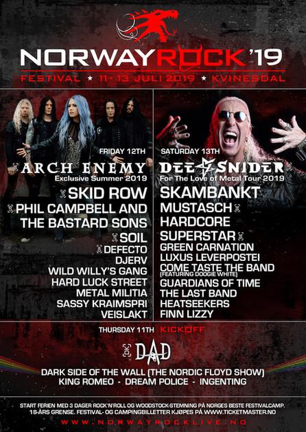 Norway's Premier Metal Fest
