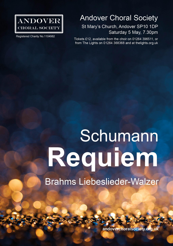 Schumann & Brahms Concert