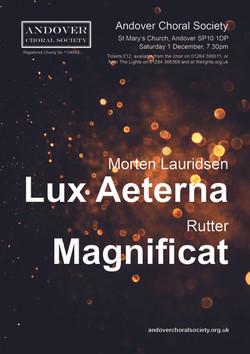 Lauridsen & Rutter