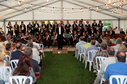 Capel Choral Jubilee Concert