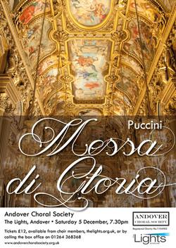 Puccini Messa di Gloria