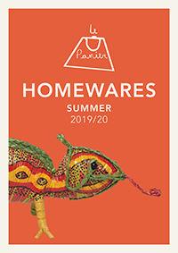 Le Panier Homewares Cat 2019-20 cover we