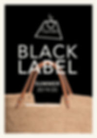 Le Panier Black Label Cat 2019-20 Cover
