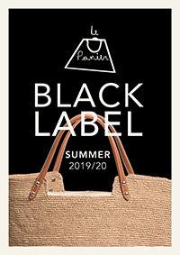 Le Panier Black Label Cat 2019-20 Cover