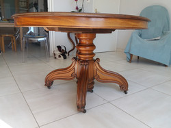 Table Napoléon III