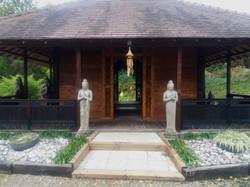 Temple du Jardin des Martels
