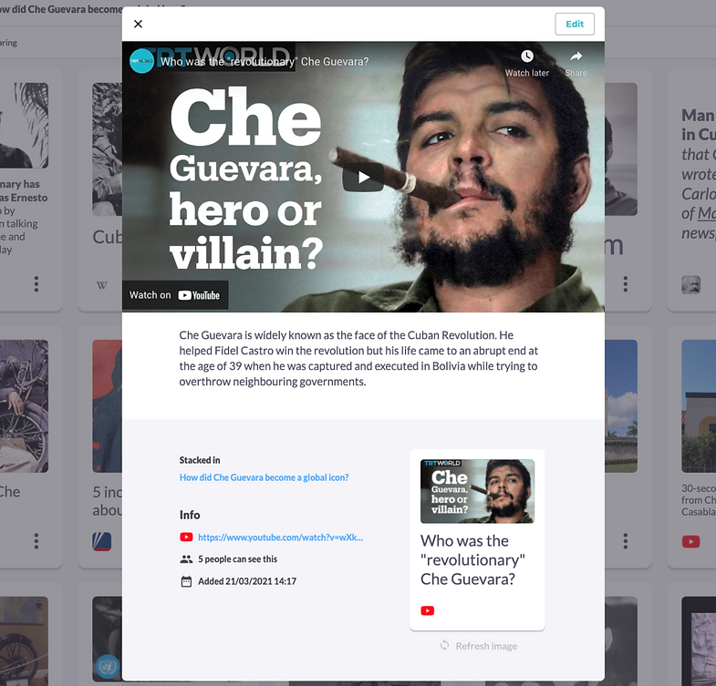 How Che Guevara became a global icon