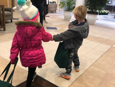 Kate's Preschool Adventures 12.10.18 – 12.14.18