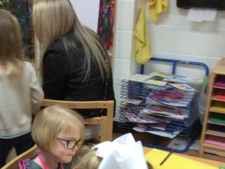 Kate's Preschool Adventures 01.21.19 – 01.25.19