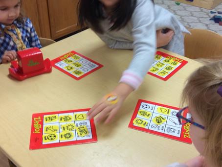 Kate's Preschool Adventures 01.14.19 – 01.18.19