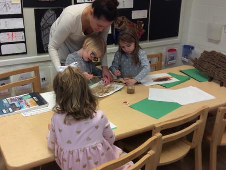 Kate's Preschool Adventures 01.28.19 – 02.01.19