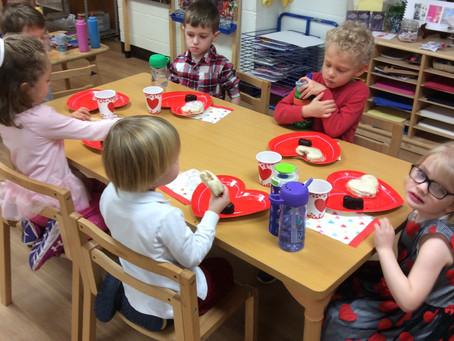 Kate's Preschool Adventures 02.11.19 – 02.15.19