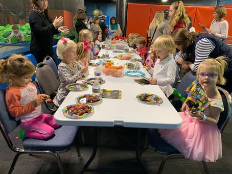 Kate's Preschool Adventures 11.05.18 – 11.09.18