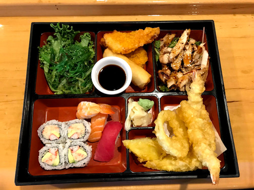 Lunch Bento A