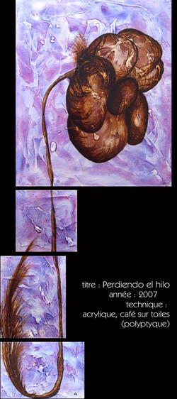 PERDIENDO EL HILO