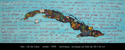 LAS ISLA DE CUBA