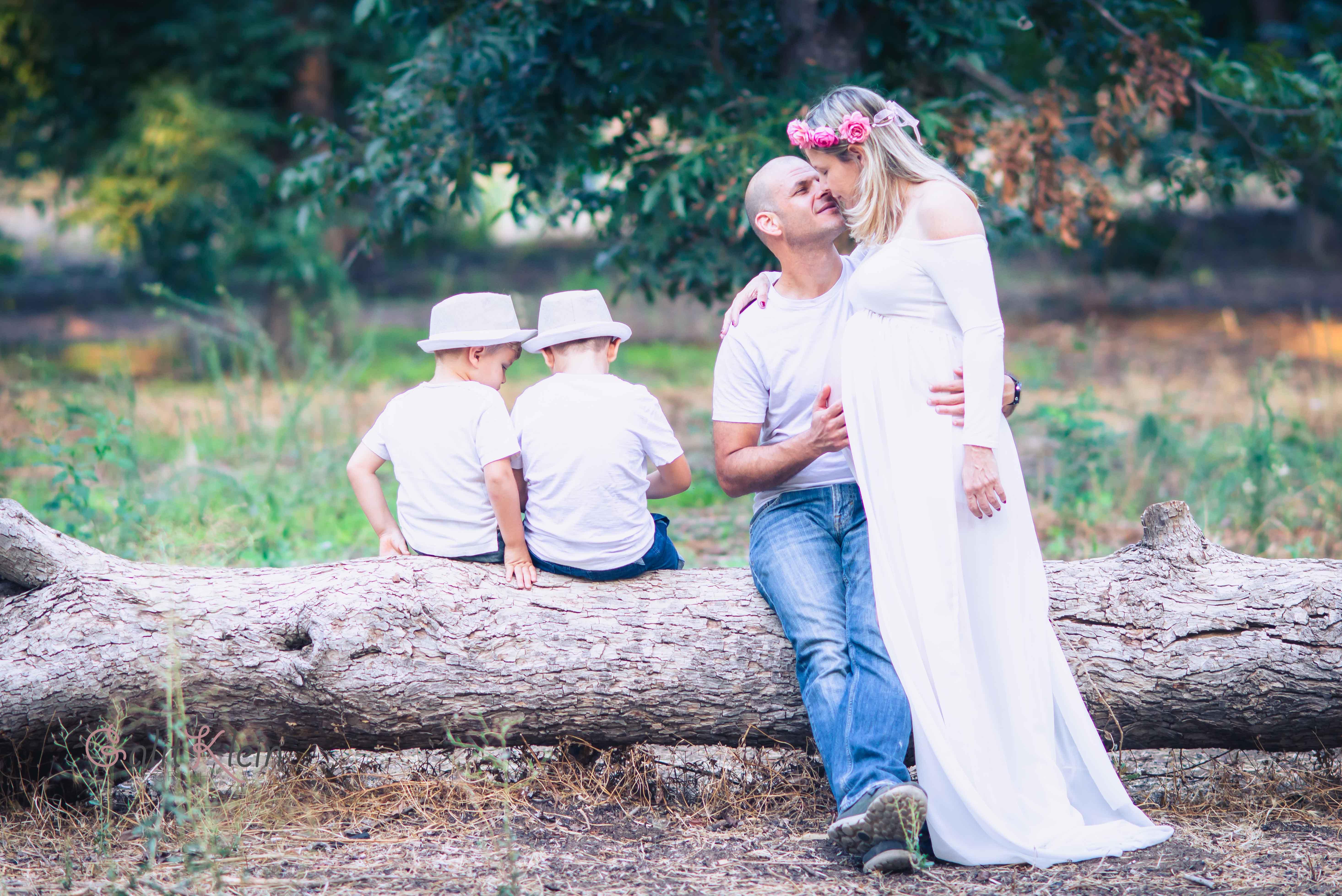 הריון משפחה