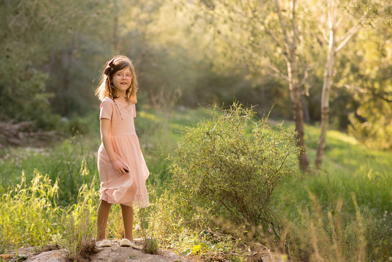 מילומי ילדים בטבע