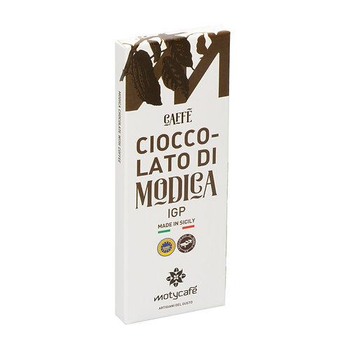CIOCCOLATO DI MODICA AL CAFFÉ IGP