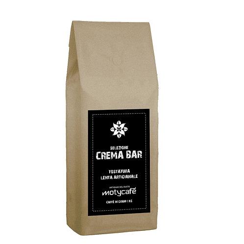 COFFEE BEAN SELEZIONE CREMA BAR  70% ROBUSTA 1 KG
