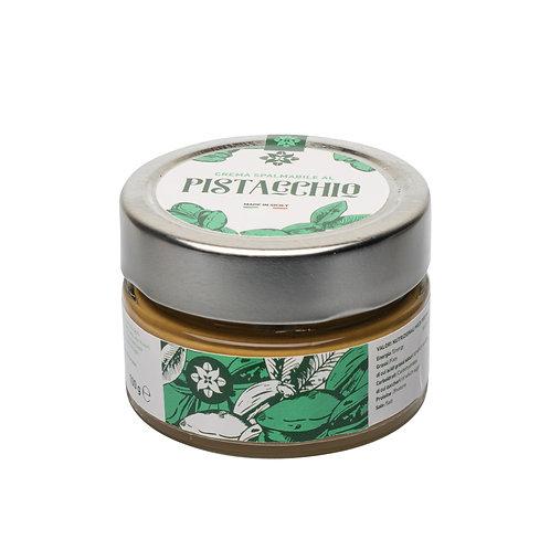 CREMA SPALMABILE AL PISTACCHIO 100gr