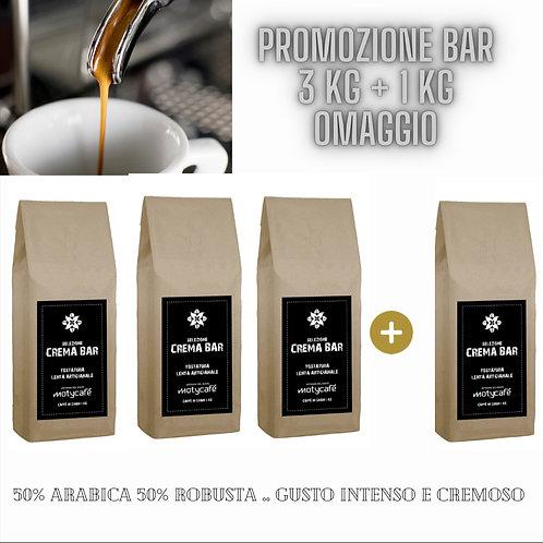 PROMOZIONE CAFFÉ 3 +1