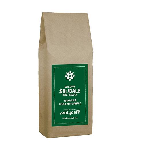 BLEND ESPRESSO FAIR/ SOLIDALE 100% ARABICA