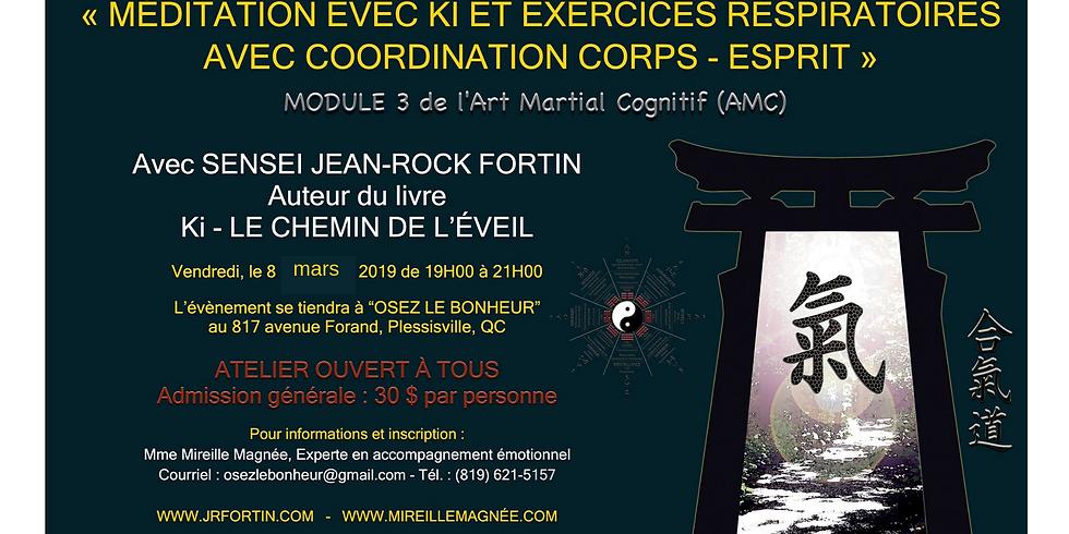 Initiation à la coordination Corps-Ésprit (module 4)