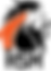 Lion logo initials transparent HSM.png