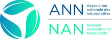 Logo Associain nationale des naturopathes