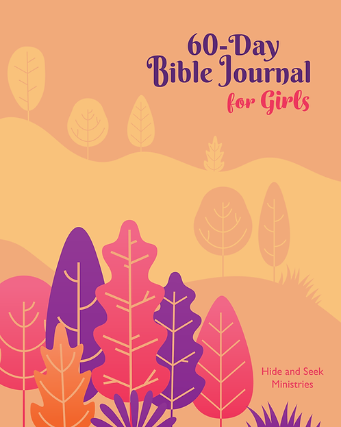 60-Day Bible Journal for Girls