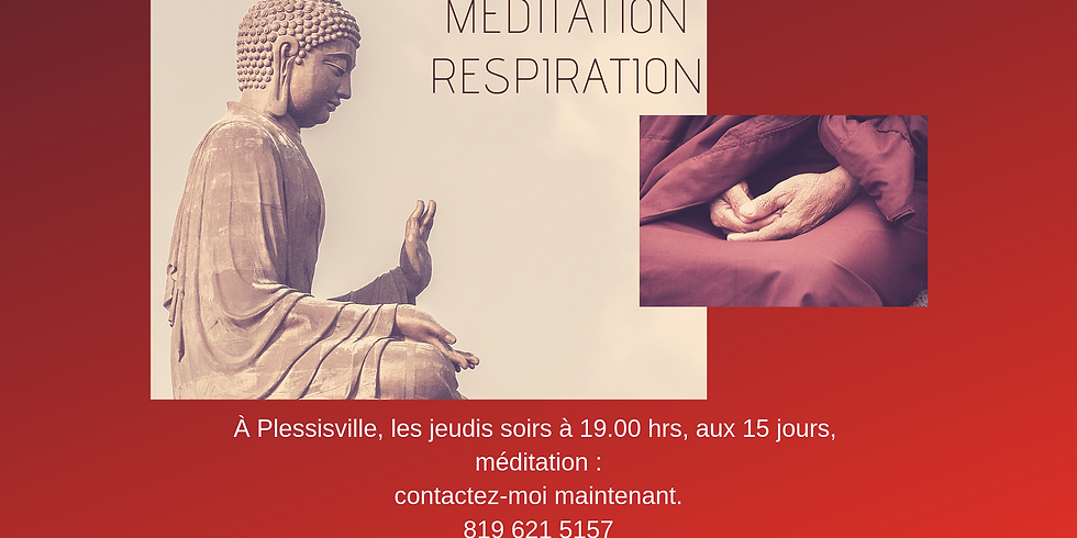 Méditation et Respiration