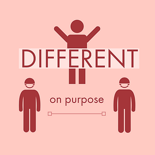 Be Different On Purpose