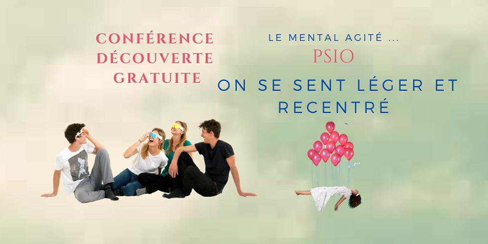 Rendez-vous sur les expériences et le potentiel PSIO  (GRATUIT)