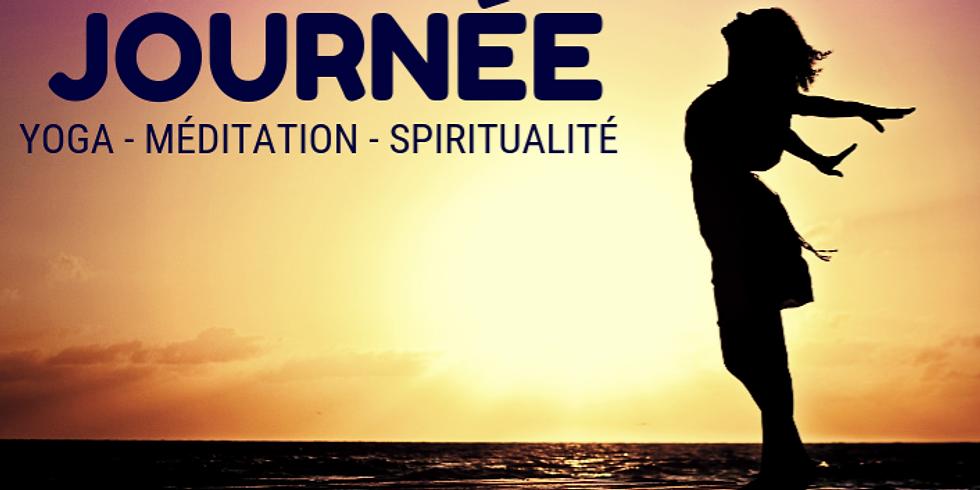 Journée Yoga - Méditation - Spiritualité Thérapeutique