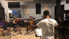 MRC Residency, CSYO Musicians Recording Session