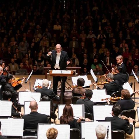 "Premiere of ""Onward"" Atlanta Symphony"