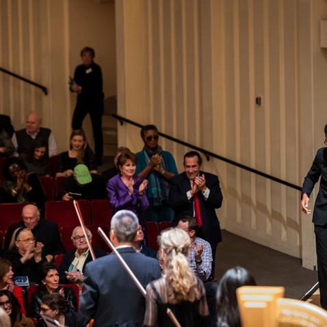 "Atlanta Symphony Premiere of ""Onward"""