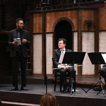 Brian Raphael Nabors with Atlanta Chamber Players