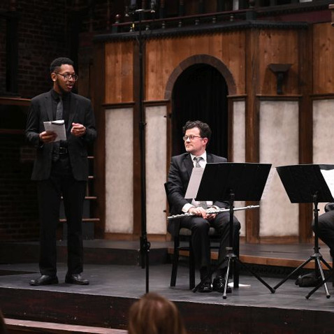 Brian Raphael Nabors with Atlanta Chamber Players