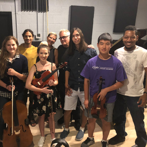 Sepre Sano/Mindful Music Moments/CSO Educator Network Residency at Music Resource Center of Cincinnati